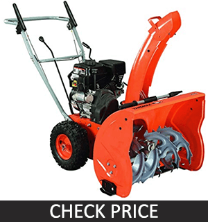 Yardmax BR6270 Two Stage Snow Blower