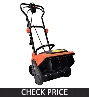 EJWOX Electric Snow Thrower