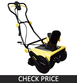 Power Electric Snow Blower
