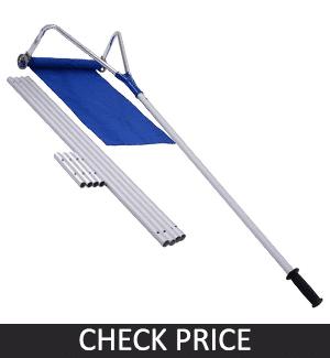 QWE Roof Snow Rake Removal Tool